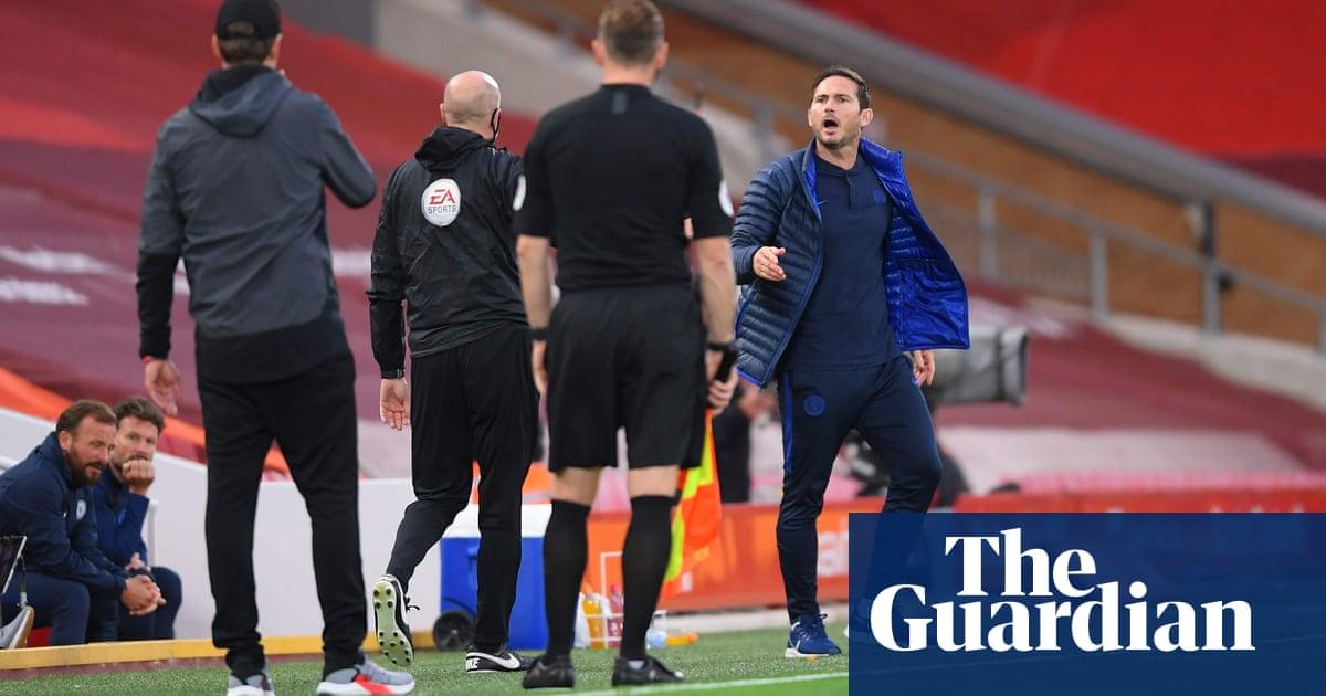 Frank Lampard makes light of Jürgen Klopps criticism of Chelseas spending