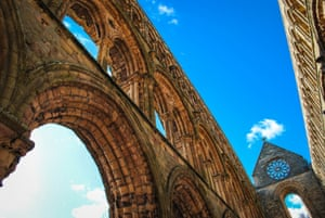 Public vote winner: Jenna Johnston – Jedburgh Abbey, ScotlandThis photo of the 12th-century Augustinian abbey Jedburgh was taken on a class trip in 2011. That class, and that trip, sparked my enduring love of medieval architecture