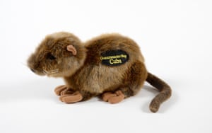 toy banana rat