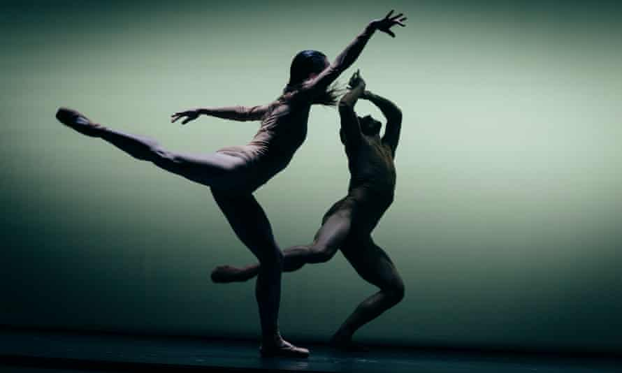 Limbs like tendrils ... Opera Ballet Vlaanderen's Palmos