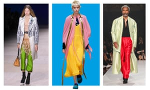 Louis Vuitton, JW Anderson, Pyer Moss are mixing up their colours this season