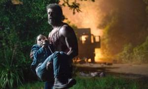 Logan, starring Hugh Jackman