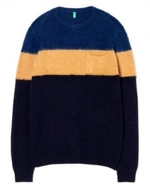 Jumper, £39.90 benetton.com
