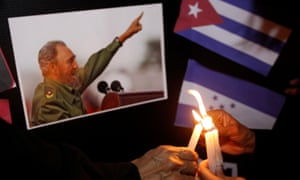 Citizens will have two days to pay homage to Castro in Havana, before his ashes are interred in Santiago de Cuba.
