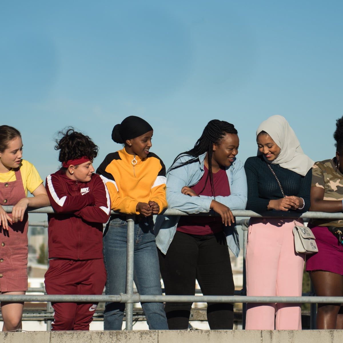 Rocks review - empowering, uplifting teenage girl power | Drama films | The  Guardian