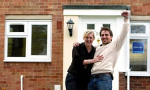 Two first-time buyers