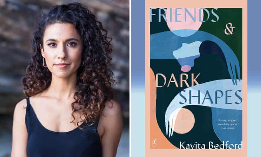 Author Kavita Bedford's new book Friends & Dark Places