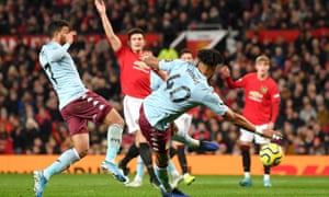 VAR was used sensibly and correctly to allow  Tyrone Mings's equaliser for Aston Villa against Manchester United to stand.