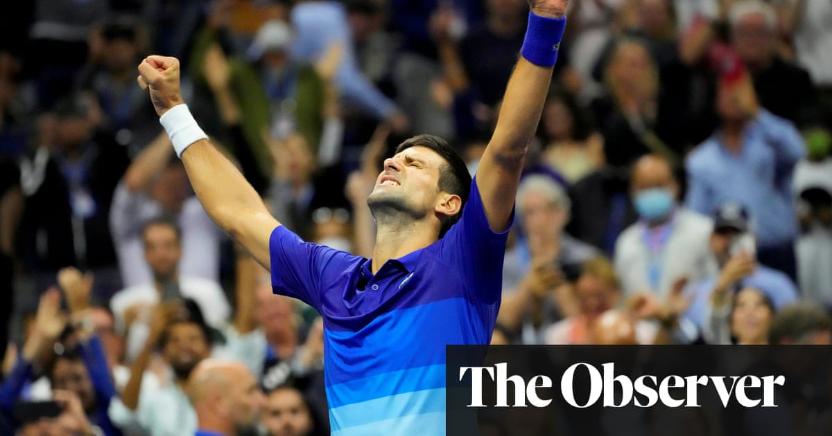 Novak Djokovic closes in on grand slam but doesn't want to talk about it