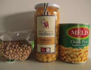 Kitchen cupboard essentials such as chickpeas can come at a price.