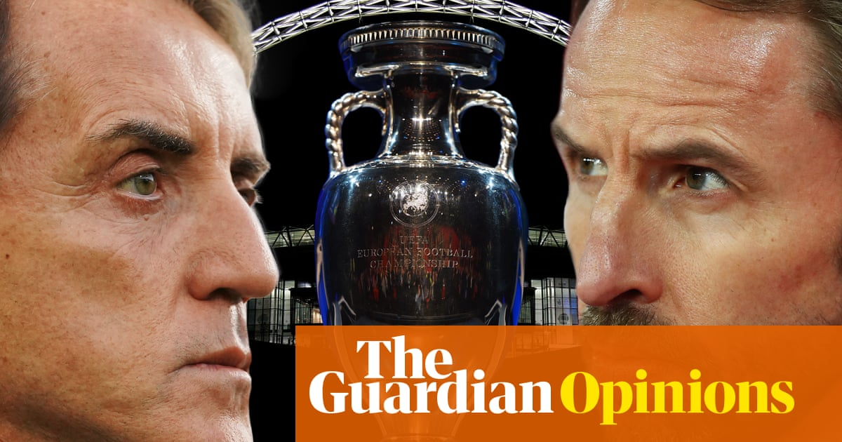 Mancini and Southgate set the example other countries should follow