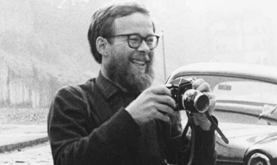 Robert Blomfield at India Place, Edinburgh, 1966