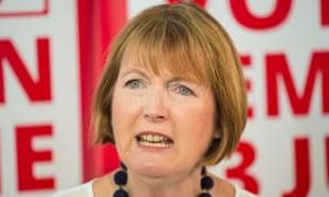 Harriet Harman has been acting Labour leader twice.
