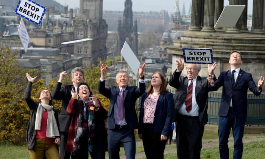 Scottish Liberal Democrats in Edinburgh