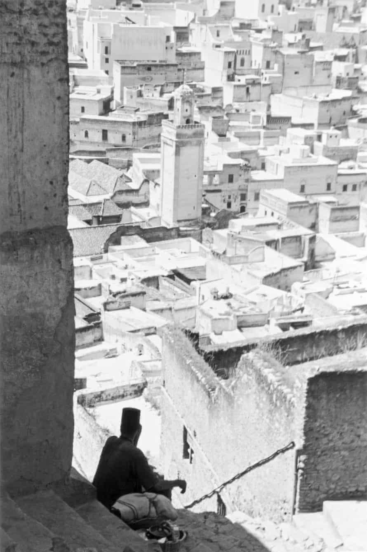 Morocco, 1955, by John Cohen.