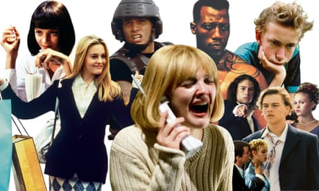From Clueless to Tarantino: why the 90s was Hollywood's fairytale decade