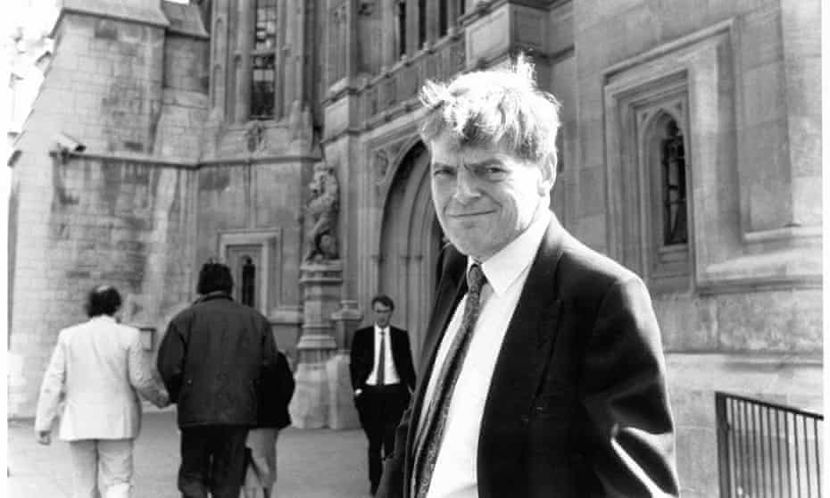Preston at the House of Lords