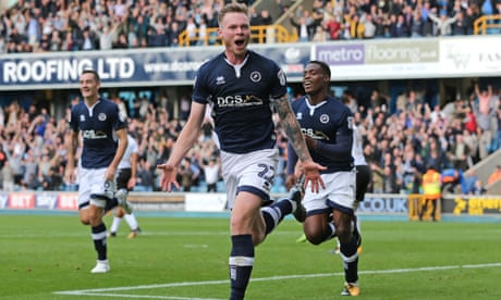 Millwall end Leeds' unbeaten record thanks to Aiden O'Brien's strike
