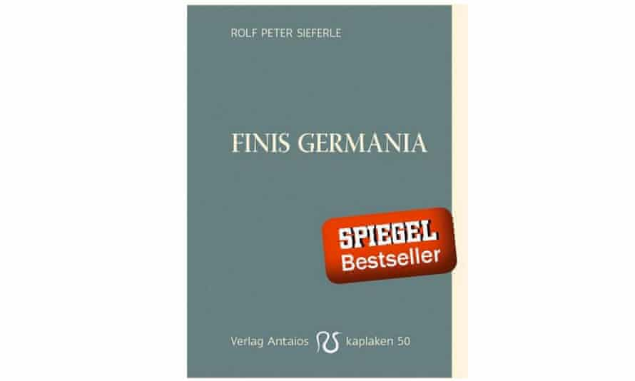 Finis Germania, as it appears on Antaios website.
