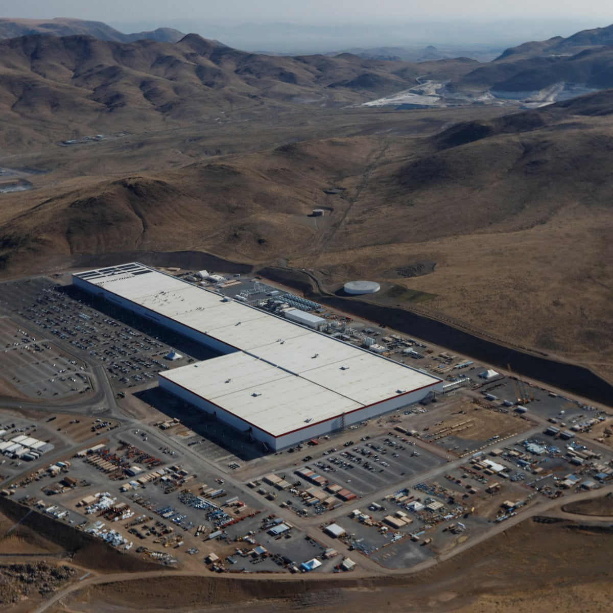 Uk S First Car Battery Gigafactory To Be Built By Two Startups Business The Guardian