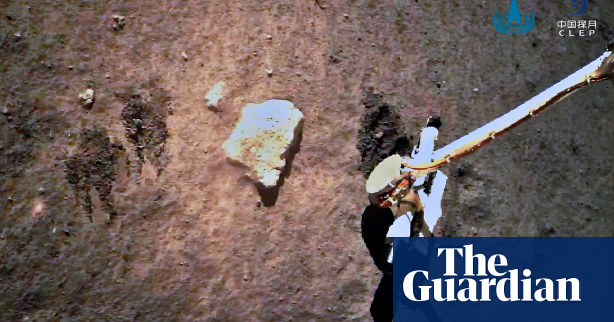 Chang'e-5: China's unmanned moon probe delivers samples to orbiting spacecraft – The Guardian