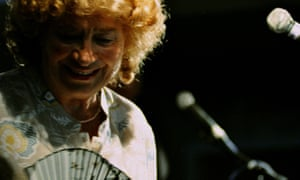 Authentic, feisty and humble … Shirley Collins