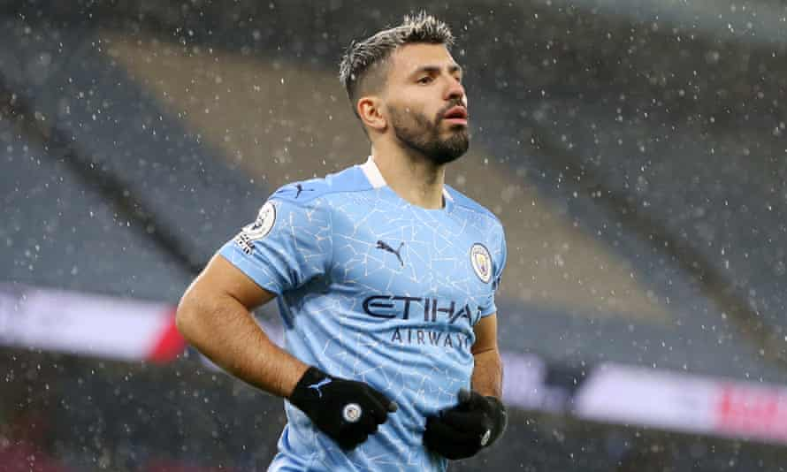 The Manchester City striker Sergio Agüero impressed in a cameo against Newcastle United on Boxing Day.