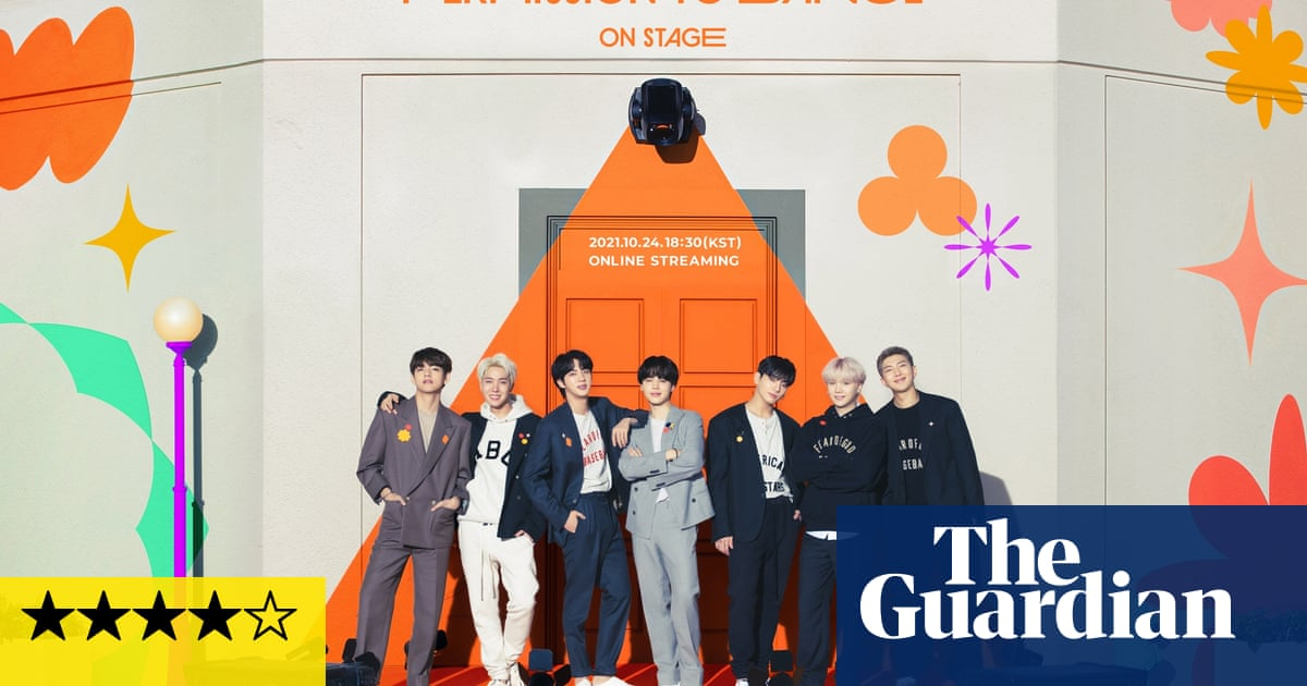 BTS review – charisma and confidence from the world's biggest pop group