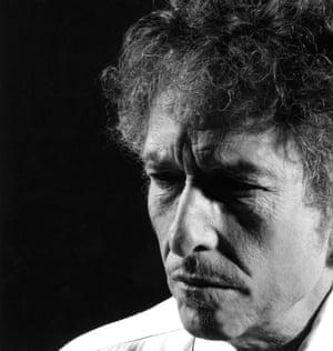 Bob Dylan en 2020.