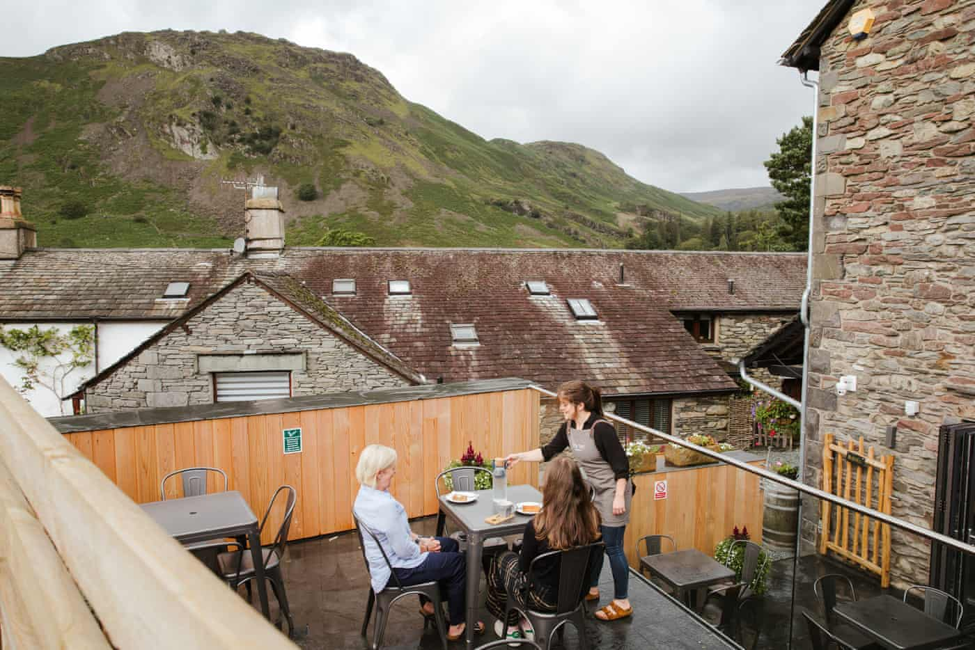The Yan, Grasmere: 'I'm going to have to tell readers, it's my duty' – restaurant review