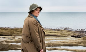 Brenda Blethyn as Vera, featuring the no-expense-spent wardrobe.