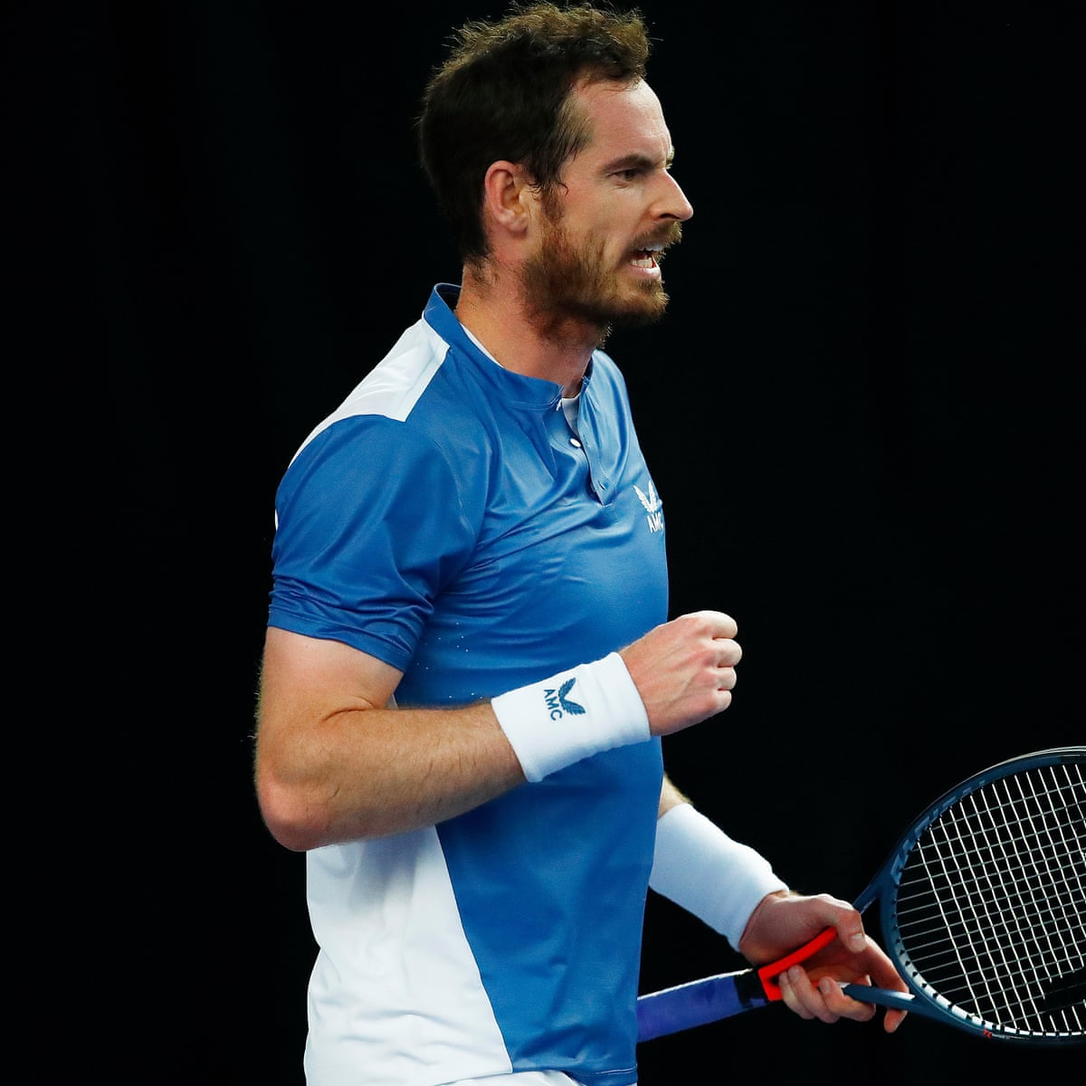 Not A Great Look Andy Murray Aims Volley At Djokovic After Win Over Broady Sport The Guardian