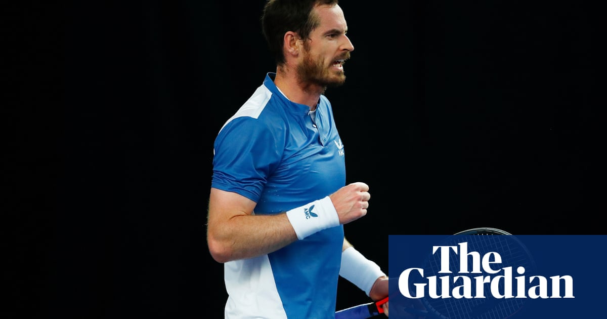 Andy Murray Aims Volley At Novak Djokovic After Easy Win Over Broady