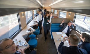 Caledonian Sleeper Launches New Trains Which Arrive Hours