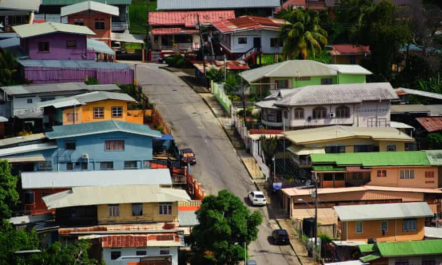 Houses in San Fernando, Trinidad, Trinidad and Tobago