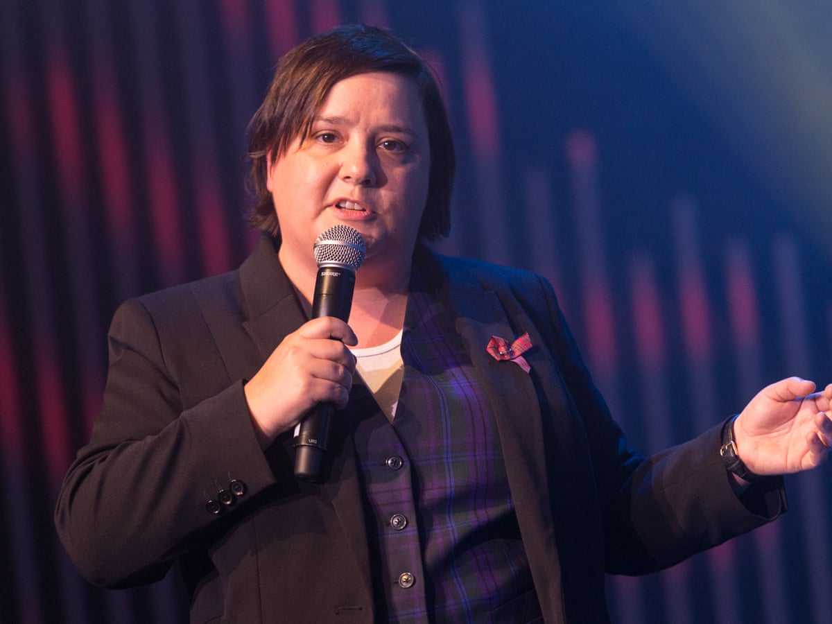 Susan Calman Review Radio 4 Favourite S Sparky Set Is Far From Cosy Stage The Guardian