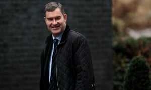 The justice secretary, David Gauke, who says Britain jails more people than other European countries