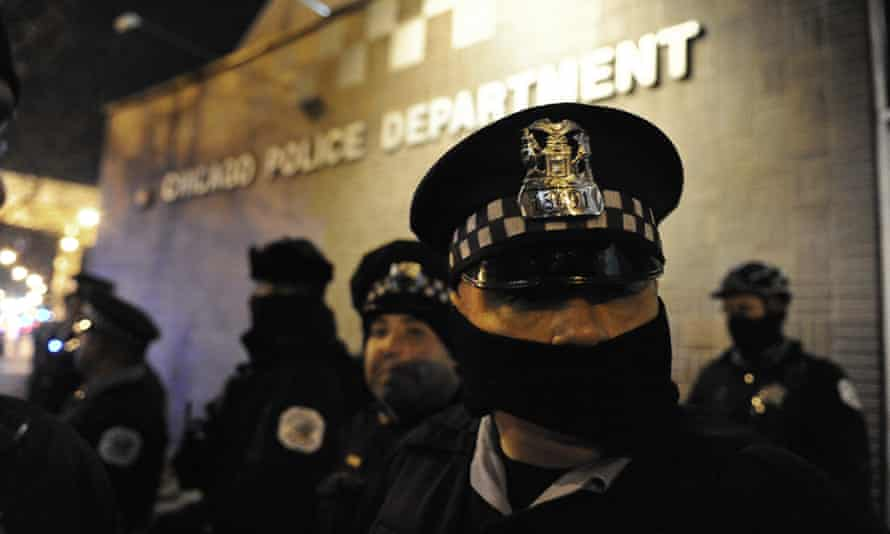 chicago police department laquan mcdonald
