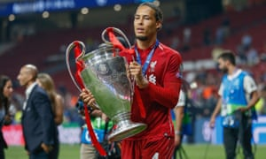 Virgil van Dijk said Liverpool hope to challenge in the domestic cups next season
