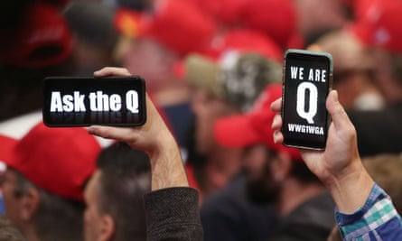 Revealed: QAnon Facebook groups are growing at a rapid pace around the world