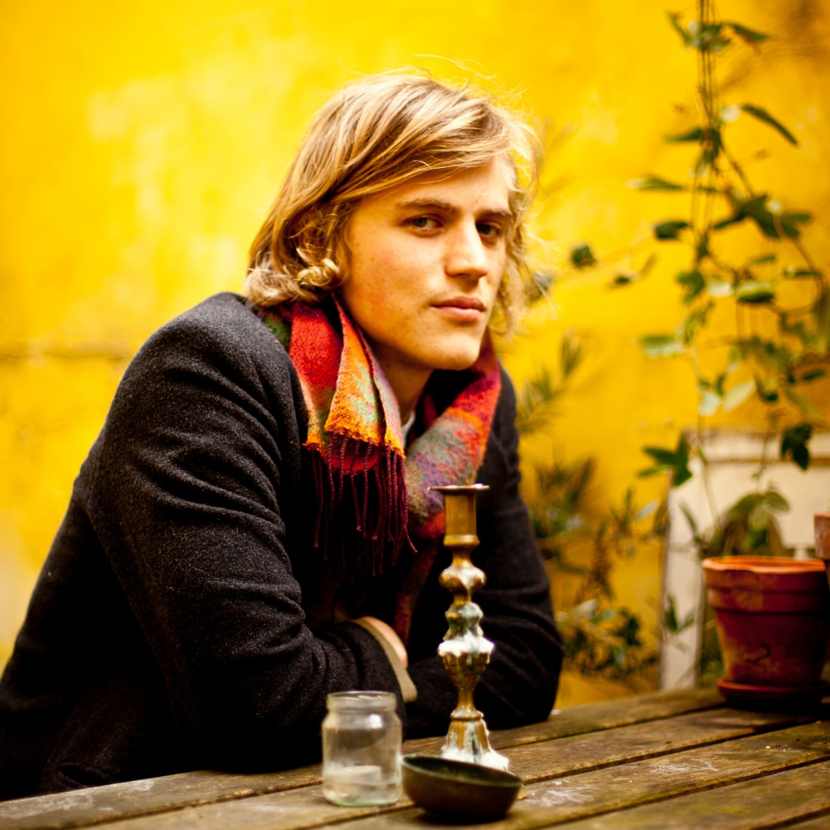 Blond Ambition The Rise And Rise Of Johnny Flynn A Man For All Seasons Johnny Flynn The Guardian