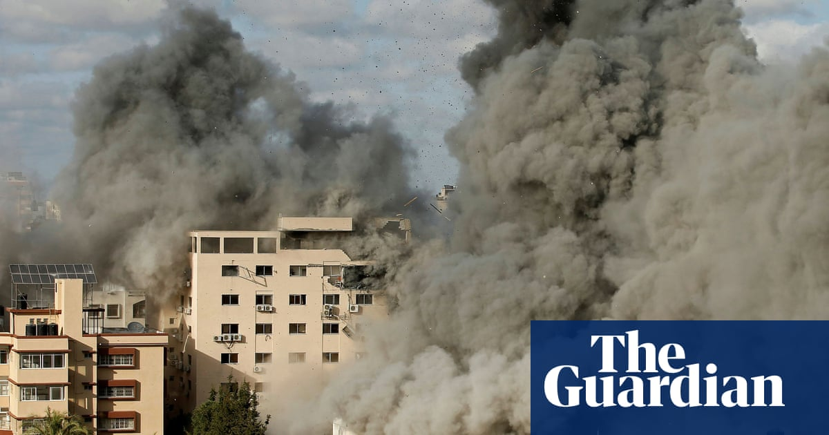 Israel-Gaza conflict: 200 Palestinians killed in a week, say officials