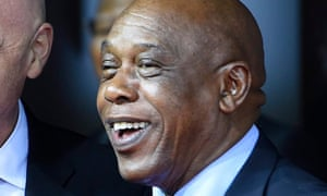 Tokyo Sexwale says alliances before the 26 February vote to choose the next Fifa president are 'healthy, democratic and good'.