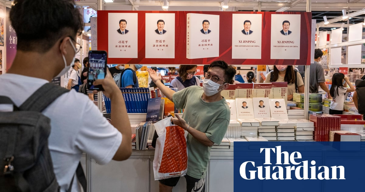 Self-censorship hits Hong Kong book fair in wake of national security law