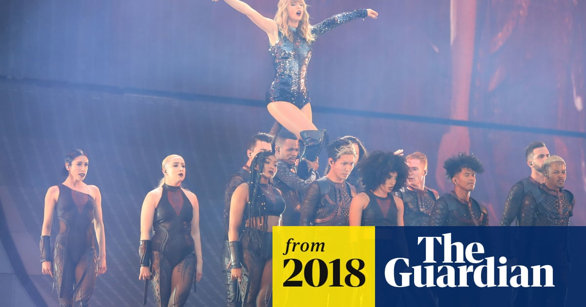 Taylor Swift review – as stadium-sized shows go, it's something of a