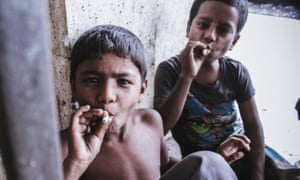 Big tobacco is seeking to expand in countries such as Bangladesh, where control measures have not been introduced.