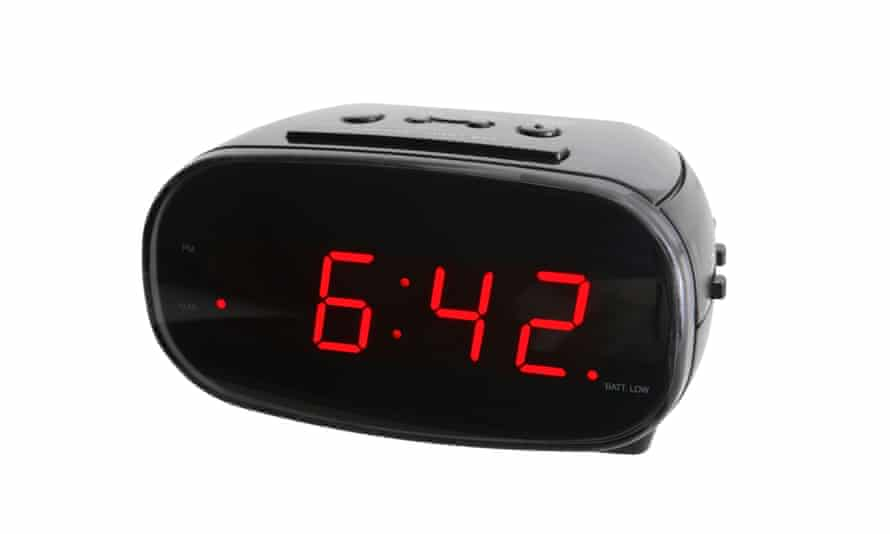 The problem has affected devices such as radio alarms and oven clocks that depend on the power system's frequency to keep time.