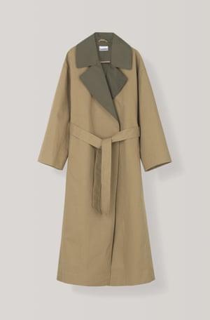 Gani trench coat