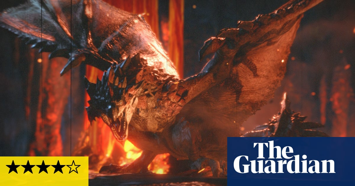 Monster Hunter Rise review – fantastic beasts and how to bind them