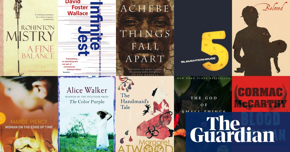 The best novels in English: readers' alternative list | Books | The